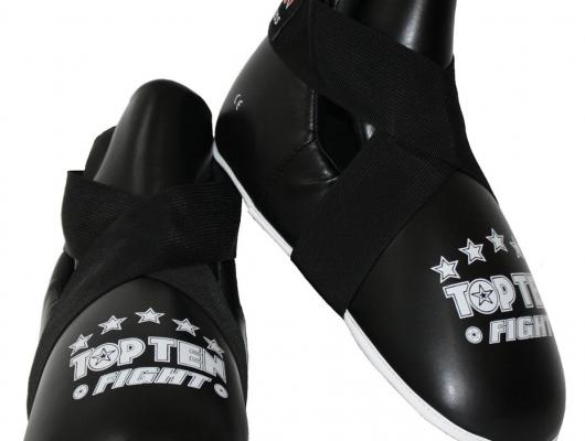 Top Ten Fight Kicks (Black)